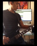 Clone Hero bass tracking @ DR Studio